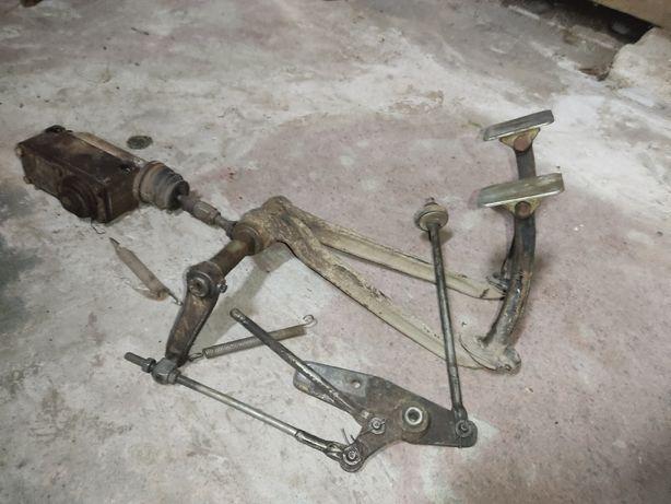 Продам педали УАЗ 469