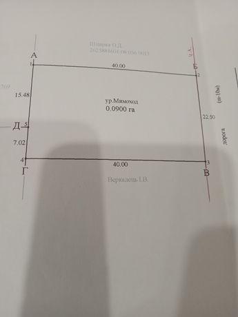 Продам земельну ділянку в с.Клузів під забудову