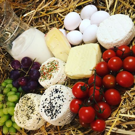Prosto od rolnika! Mleko, sery, twaróg, masło, jogurty
