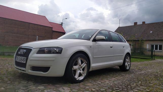 Audi a3 8p 1.9 TDI 2006 Sportback