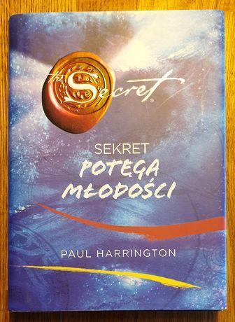 "Paul Harrington ""Sekret. Potęga młodości"""