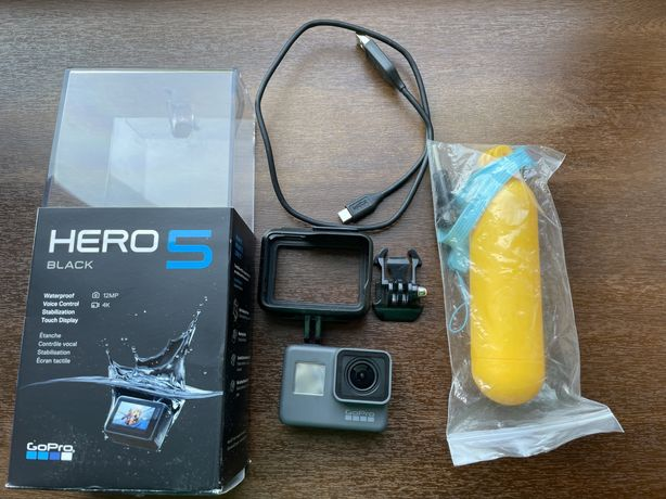 Экшн камера Gopro Hero 5 ( не гопро 6, 7, 8, 9 )