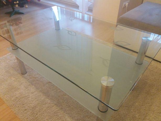 Stolik szklany stół