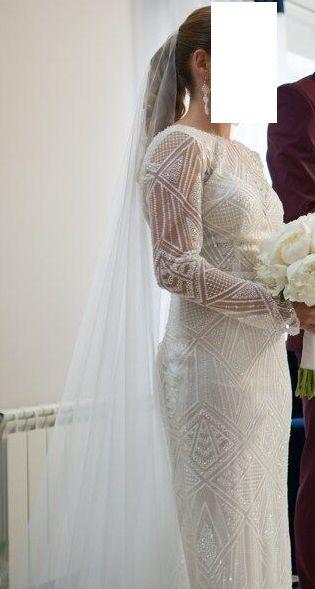 Suknia ślubna Eryka II Viola Piekut Raszków - image 1