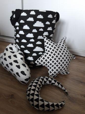 Worek na zabawki   xxl + 3 poduszki