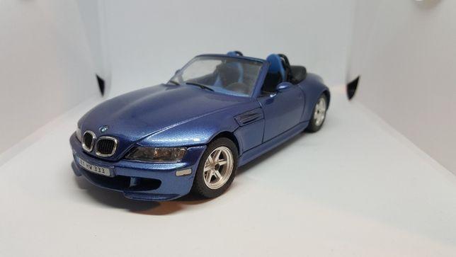 BMW M Roadster 1:24 BBurago model autko resoraki
