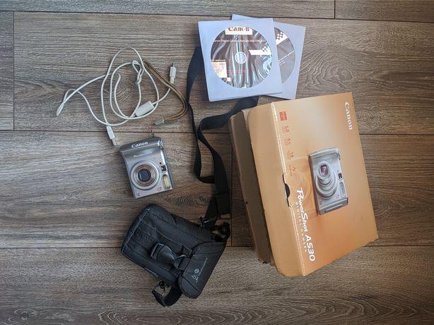 Продам фотоаппарат canon A530