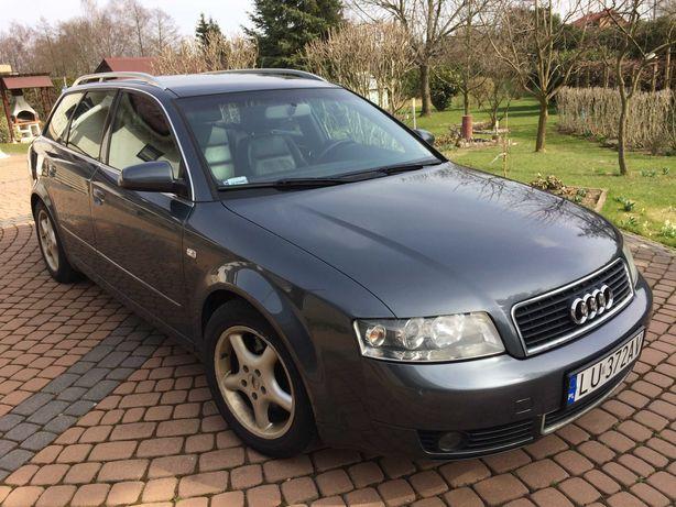 Audi A4 Avant 2004 r., 1.8 T, 163 KM, AUTOMAT
