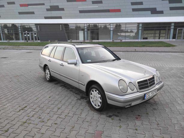 Mercedes w210 2.4 V6 LPG