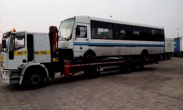 Usługi HDS i Transport do 24 tony
