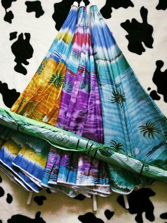 Зонт пляжный с уф защитой, 2 м