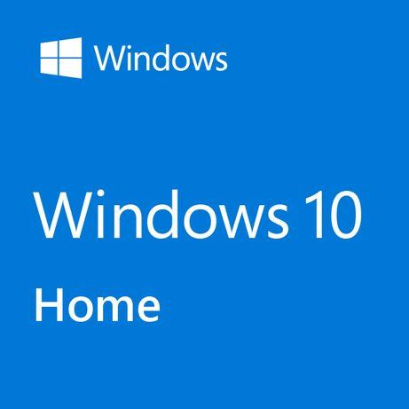 Официальный ключ активации WINDOWS 10 HOME 32/64 bit