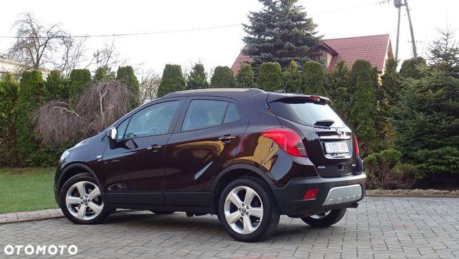 Opel Mokka Oryginalny Lakier Brązowa Perła Śliczna Full Opcja