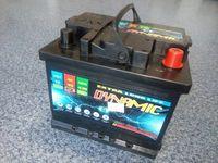 Akumulator DYNAMIC 12V 45Ah 420A Kielce