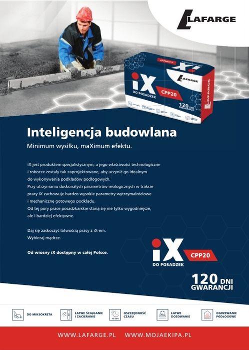 Posadzki agregatem, mixokretem, Mixokret, wylewki, jastrych, szlichta Białystok - image 1
