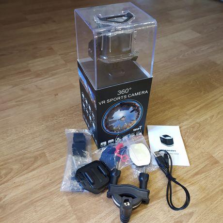 Action Sport Camera xdv 360 с авкабоксом (полный комплект)
