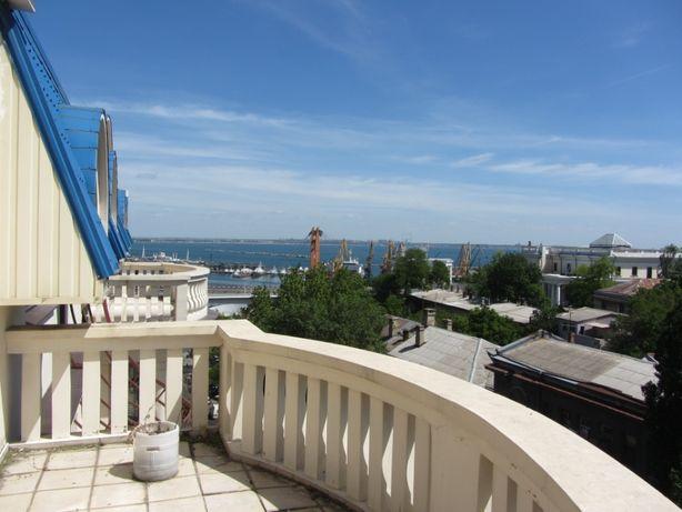 Продам шикарный пенхаус с видом на море, центр, Одесса