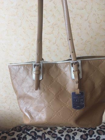 Longchamp,кожа,оригинал!