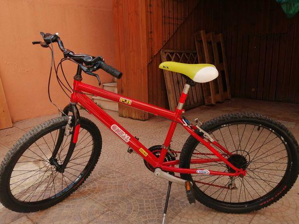Bicicleta roda 24 usada