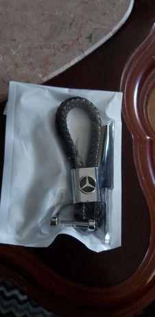 Porta chaves de corda Mercedes