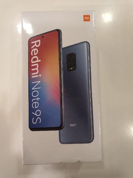 NOWY Telefon Xiaomi Redmi Note 9S 4/64 GB Niebieski Teletorium Renoma