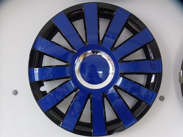 Kołpaki 13 14 Niebieskie Fiat Panda Seicento Punto Ford Fiesta KA Inne