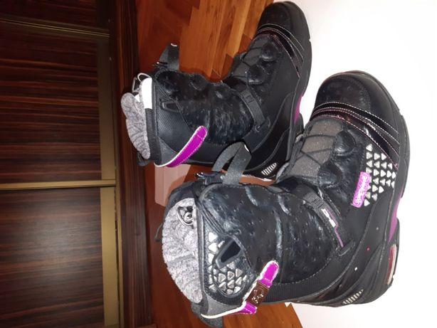 Damskie buty snowboardowe NorthWave Opal 245/38, kilka razy na stoku
