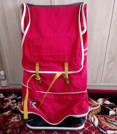 Plecak trzykomorowy Polsport