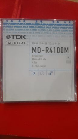 Dysk magnetooptyczny TDK MO-R4100M Magneto Optical Disc