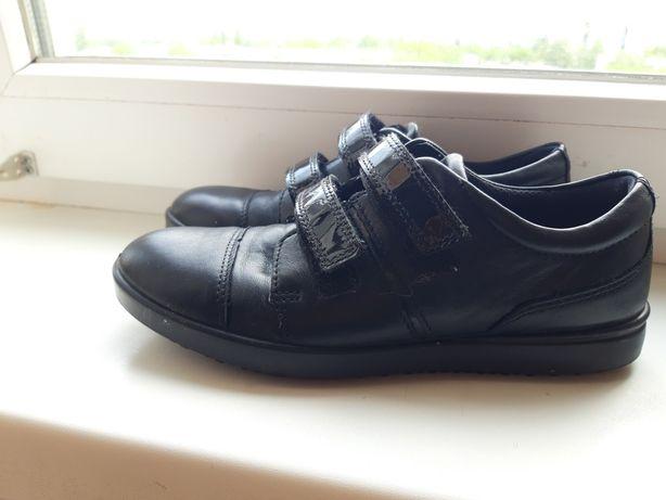 Туфли деми Экко, стелька 21,3 см.