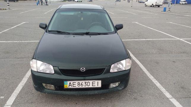 Мазда 323 bg 1999