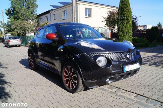 Nissan Juke 1.6 benzyna tylko 57tyś km!!!
