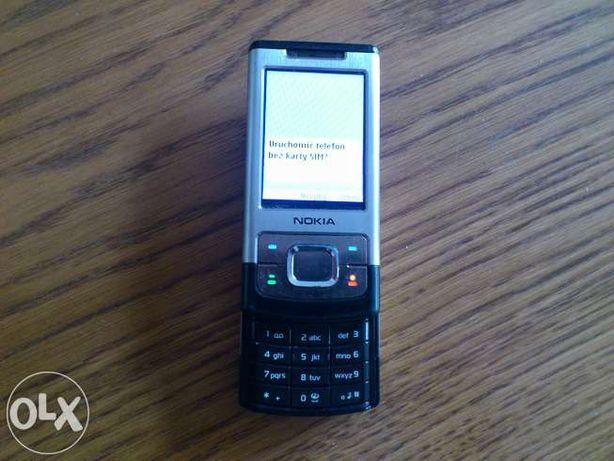 Telefon NOKIA 6500 slide