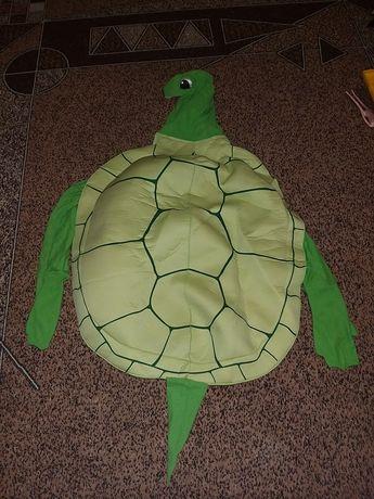 Черепаха на утренник,  анимация.