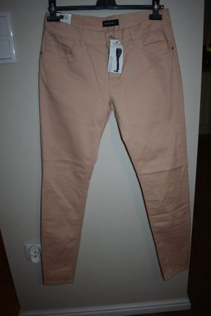 Nowe spodnie push up Terranova r. L