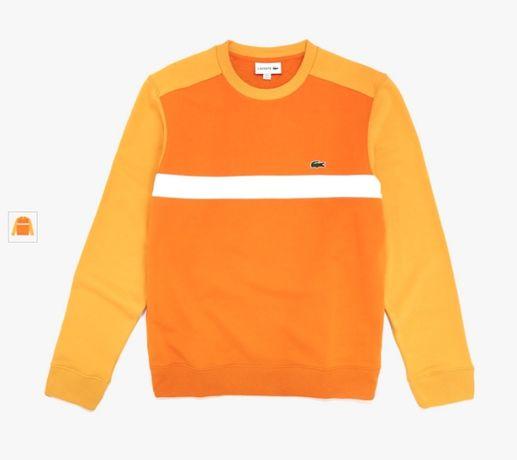 Продам мужской свитшот Lacoste (оригинал)