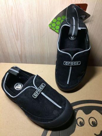 Продам утепленные мокасины туфли crocs.Размеры С9,с10,с11,J1,J2