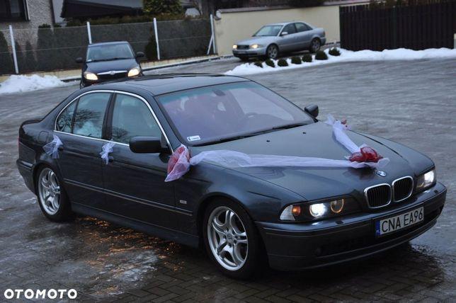 BMW Seria 5 BMW 535i V8 245KM, pełne wysposażenie