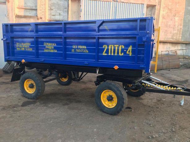 Продам прицеп тракторный 2ПТС4