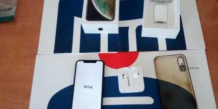 Smartfon Apple iPhone XS Max 64GB Gwiezdna Szarość