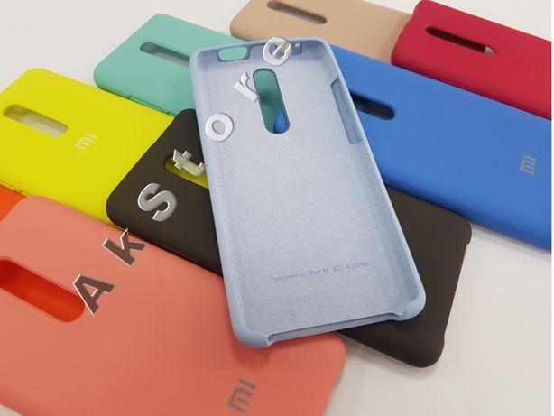 Чехол silicone case Xiaomi Redmi Mi Note 10t lite 9a 9c se 8t pro 7 6