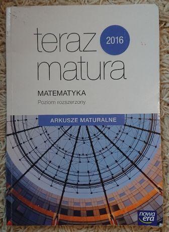 Teraz matura matematyka poziom rozszerzony arkusze maturalne nowe