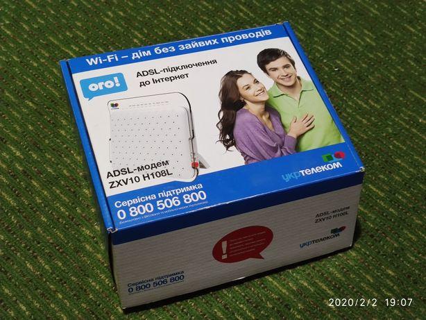 ADSL-модем ZXV10 H108L