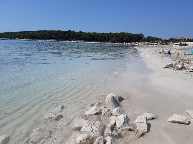 Chorwacja wyspa Dugi Otok APARTAMENTY