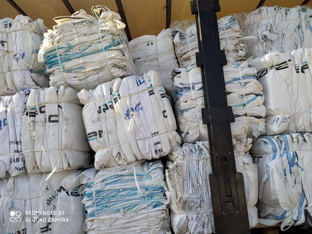 big bag 75/105/190 cm big bag worki wytrzymałe 1500kg udźwigu