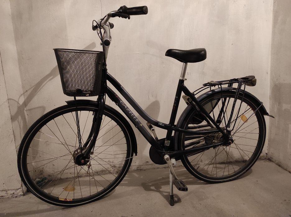 Rower miejski GAZELLE  rama aluminiowa Suwałki - image 1