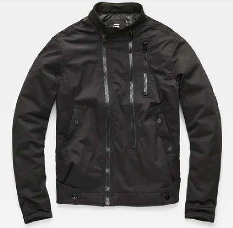 Бренд G-Star Biker байкерская мото-куртка косуха бомбер