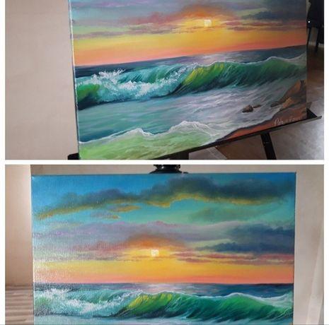 Картины на холсте распродаю