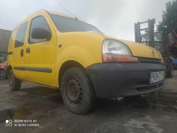 błotnik prawy Renault Kangoo
