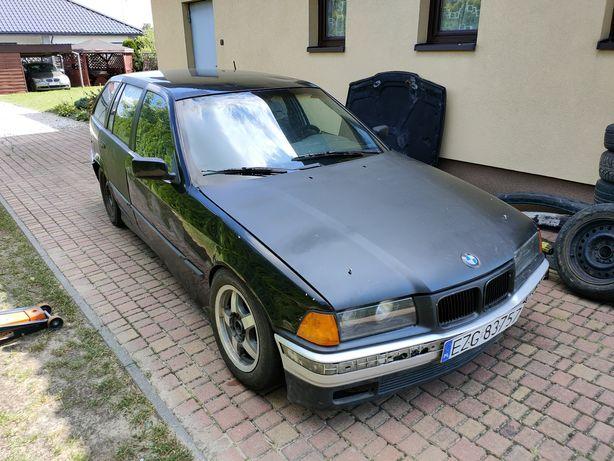 BMW e36 M52b25Tu Drift Gwint